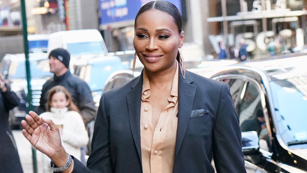 'RHOA's Cynthia Bailey, 53, Shows Off 20 Lb. Quarantine Weight Loss In Tight Blue Mini Dress — Before & After