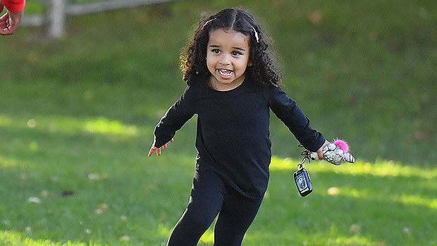 Dream Kardashian, 4, Gives A 'Thumbs Up' As She Hangs Out With Cousin True, 2, & Aunt Khloe — See Pic