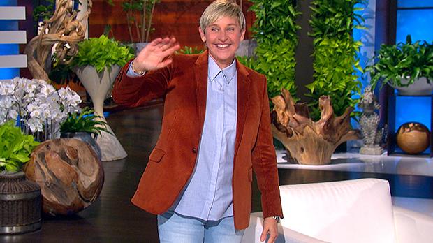 Ellen DeGeneres Returns To Show For 1st Time Since Having COVID & Reveals Her 1 Intense Symptom