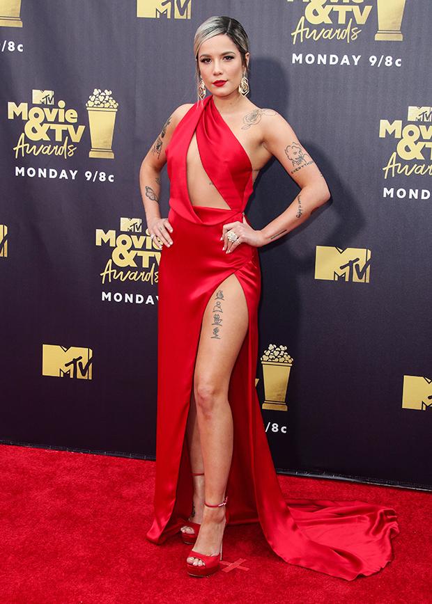Celebrity News: Halsey