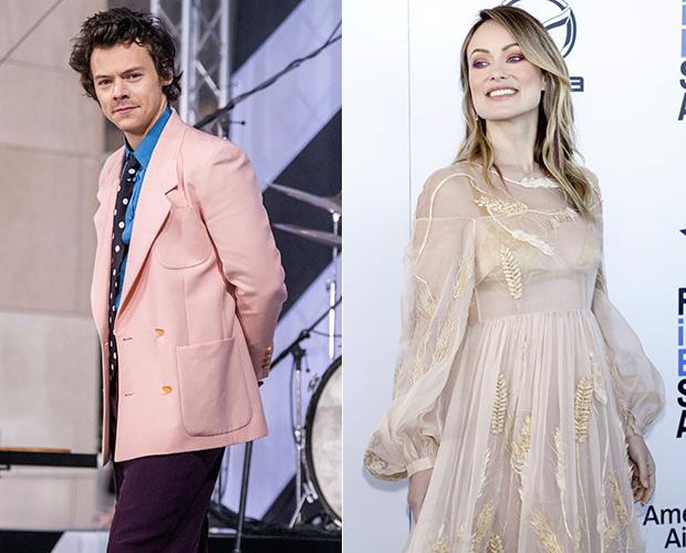 Harry Styles & Olivia Wilde