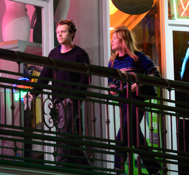 Harry Styles, Camille Rowe