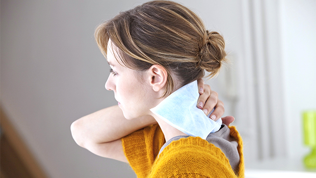 Relieve Sore Muscles & Cramps With This  Heating Pad That Has Over 3,500 Reviews