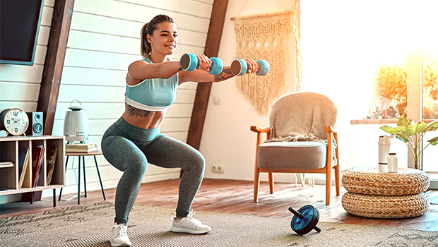 Get Fit In The New Year With This Full Portable Home Gym That Is On Sale For Under 0