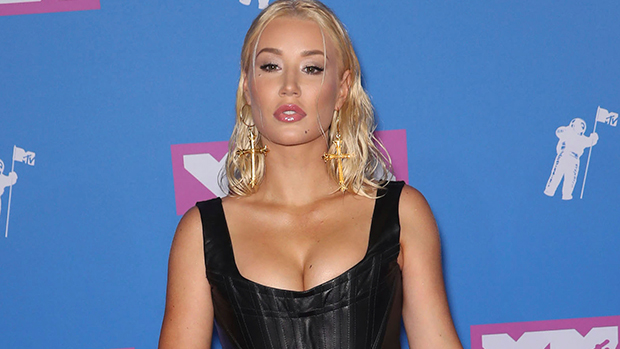 Iggy Azalea Stuns In Backless Satin Top As She Poses For Gorgeous New Pic At Sunset