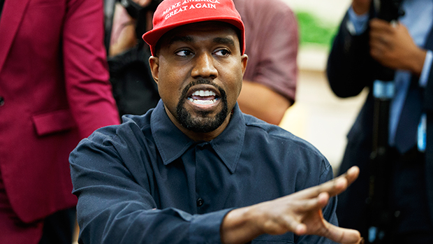 How Kanye West Feels About Donald Trump Leaving The White House & His Plans For 2024 Run Revealed