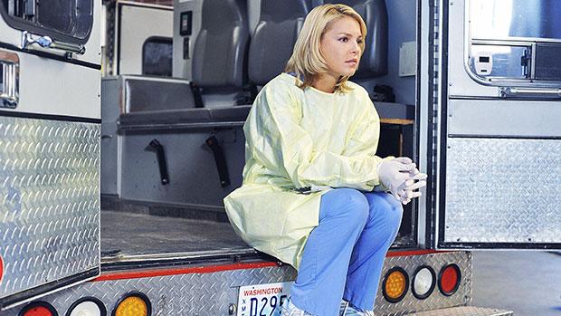 Katherine Heigl in 'Grey's Anatomy'