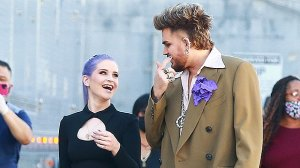Kelly Osbourne Shows Off Incredible 90 Lb. Weight Loss In Sexy Black Dress — See Pics
