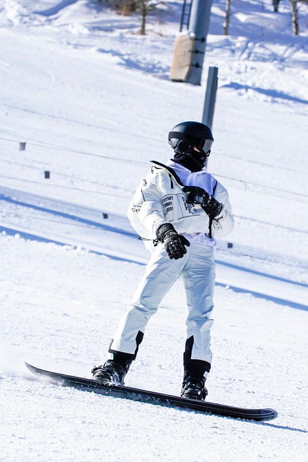 Kendall Jenner in Aspen