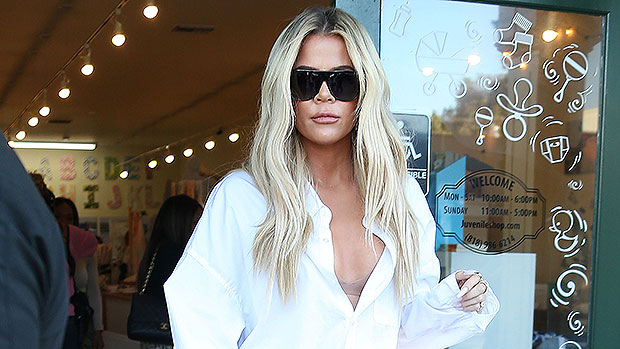 Khloe Kardashian Pops Her Backside While Modeling Good American Jeans In Hot New Pic