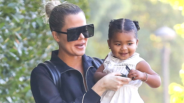 Khloe Kardashian & True Thompson
