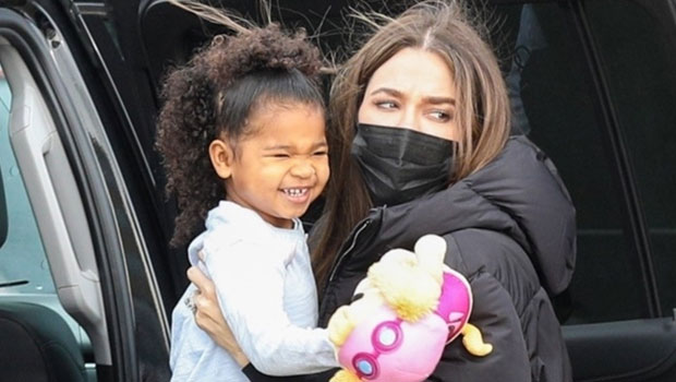 How Khloe Kardashian & Daughter True, 2, Stayed Connected With Tristan Thompson As He Quarantined In Boston
