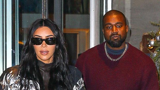 Kim Kardashian, Kanye West, Kids