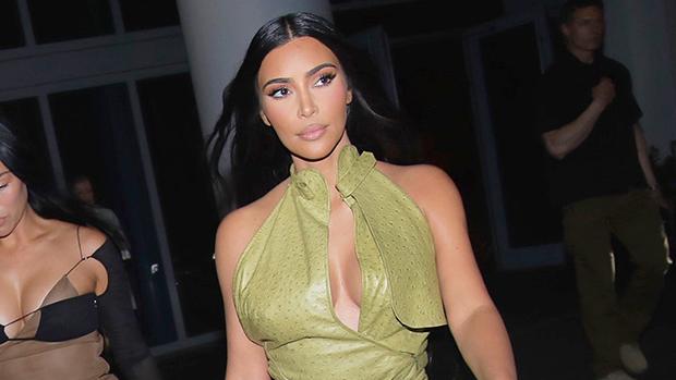 Kim Kardashian's 6 Sexiest Looks Since Her Split From Kanye West: Crop Tops, Mini Dresses & More