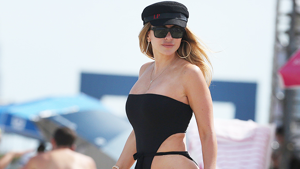 Larsa Pippen, 46, Slays In A Sexy String Bikini By The Pool — See Pic