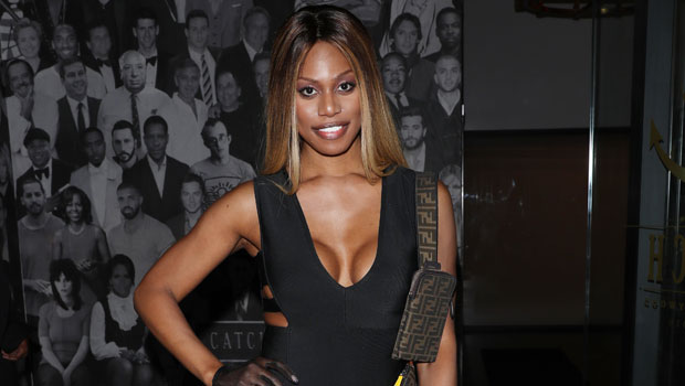 Laverne Cox Looks Gorgeous In A String Bikini & Stilettos As She Shares 'Private' Video For The First Time.jpg