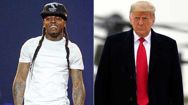 Lil Wayne & Kodak Black Pardoned By Donald Trump In The Last Hours Of His Presidency
