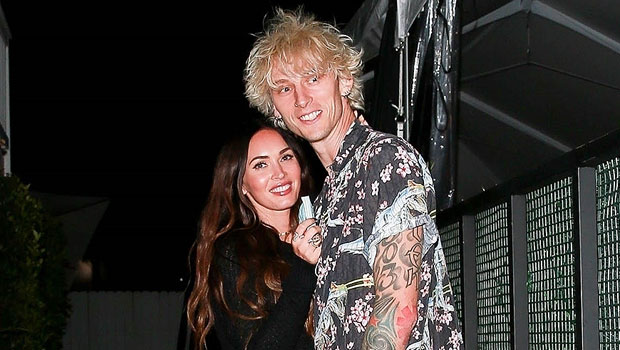 How Megan Fox Has Been Helping Machine Gun Kelly After His Dad's Heartbreaking Death: He's 'Hurting'