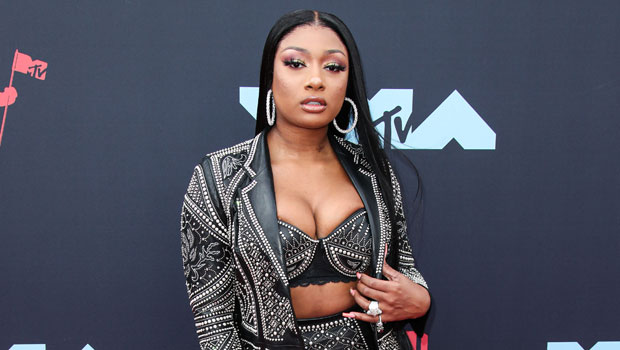 Megan Thee Stallion Shows Off Her Fitness Progress In Crop Top & Underwear — Before & After Pics