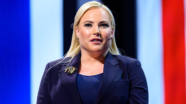 Meghan McCain Claps Back After Critic Says 'View' Host Would Be 'Flipping Burgers If Not For' Her Dad