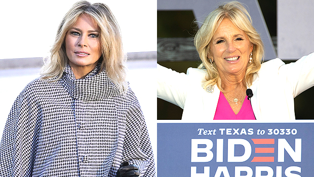 Melania Trump Reportedly Refuses To Give Dr. Jill Biden Traditional Tour Of The White House