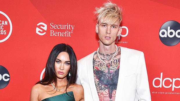 Megan Fox & Machine Gun Kelly's Fun Weekend Getaway With His Close Pals In Vegas Revealed — Details