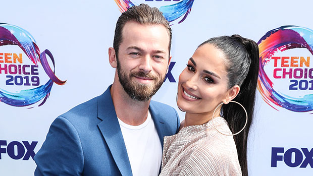 Nikki Bella Confirms She's In Therapy With Artem & Reveals 1 Of the Issues They're Working On