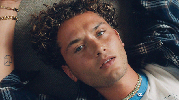 Jude Law's Handsome Son Rafferty, 24, Looks Identical To His Movie Star Dad In British GQ: See Pics