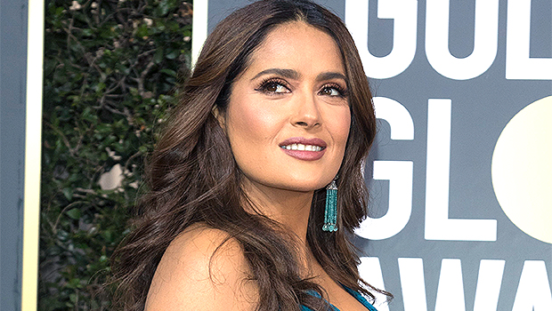 Salma Hayek's 7 Sexiest Bikini Photos: See The Actress, 54, On The Beach & More