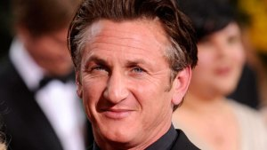 Sean Penn, 60, Joins Joe Biden, Kamala Harris, The Queen, & More In Getting COVID Vaccine