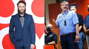 Seth Rogen Goes Off On 'Fascist' Ted Cruz For Encouraging Capitol Insurrection — See His Scathing Tweets