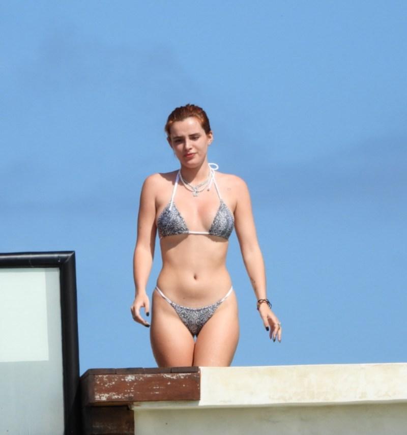 Hollywood stars in bikinis Young Celebrities Bikini Looks Photos Hollywood Life