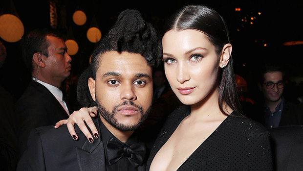 Why The Weeknd Fans Think His 'Plastic Surgery' In 'Save Your Tears' Video Is A Dig At Ex Bella Hadid - HollywoodLife