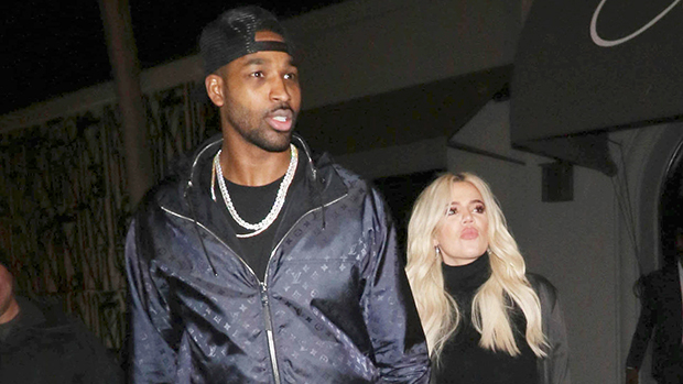 Tristan Thompson Gushes Over His 'Queen' Khloe's Sexy Pic After Spending Holidays Together