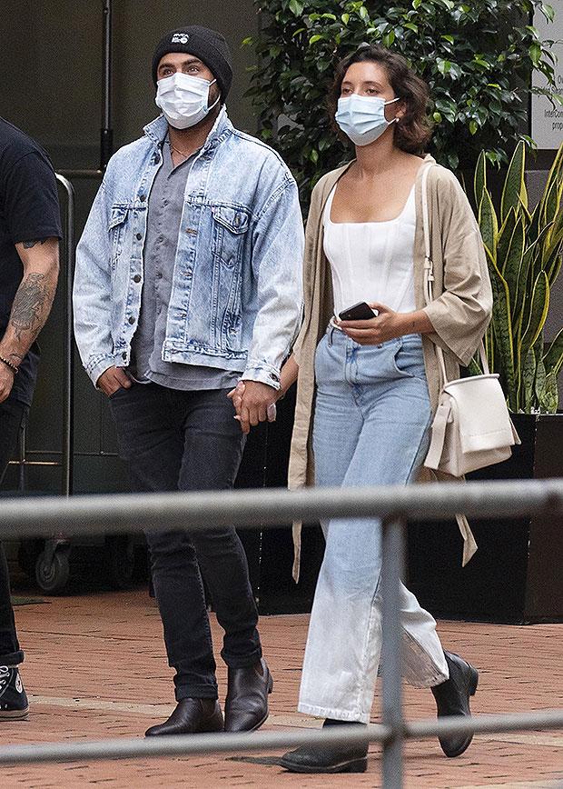 Zac Efron & Vanessa Valladares
