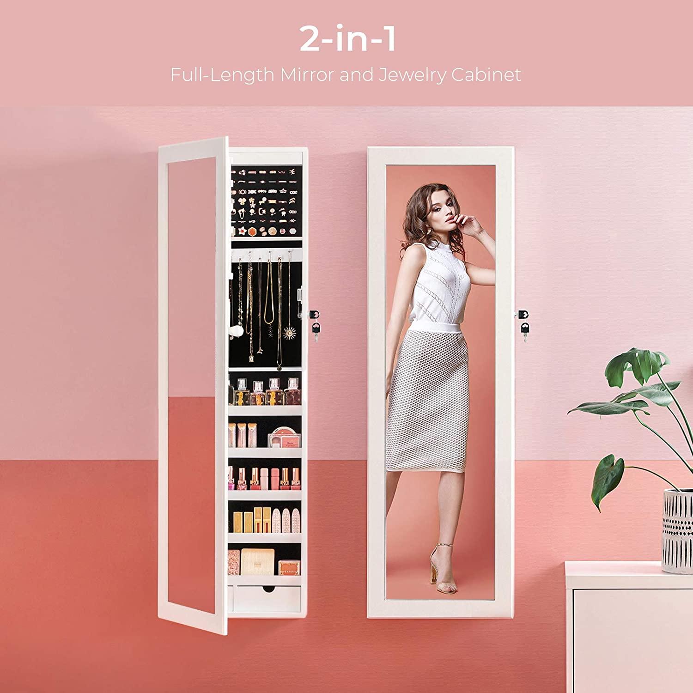 mirror organizer