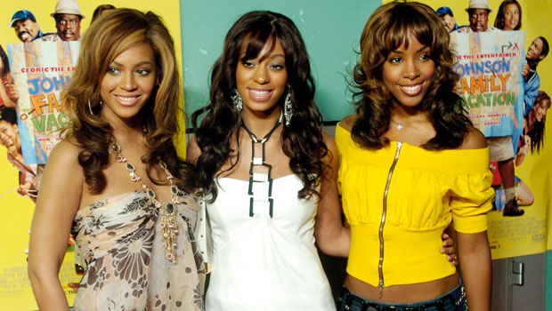 Tina Knowles Shares Throwback Video Of Beyoncé, Solange & Kelly Rowland Singing 'Lovefool'