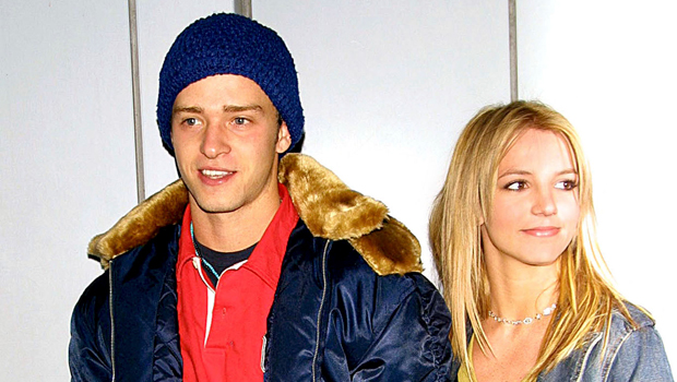Britney Spears & Justin Timberlake Cuddle In Never-Before-Seen Pics From Her 18th Birthday Party.jpg