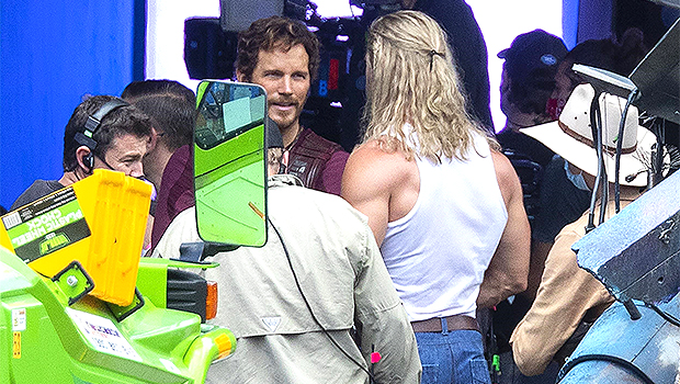 Chris Hemsworth Chris Pratt