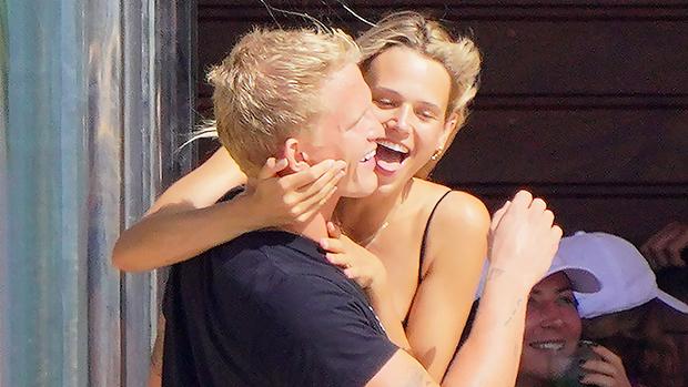 Cody Simpson Marloes Stevens