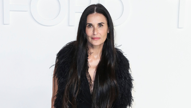 Demi Moore, 58, Shows Off Her Smooth, Natural Face 1 Mo. After Being Heavily Made-Up For Fendi Show.jpg