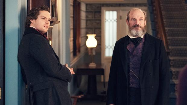 The Men Of 'Dickinson': Finn Jones, Toby Huss, & Pico Alexander On Wild S2 Finale & Beyond.jpg
