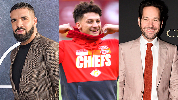 Drake Joins Forces With Paul Rudd & Patrick Mahomes For Surprise State Farm Super Bowl Ad: Watch