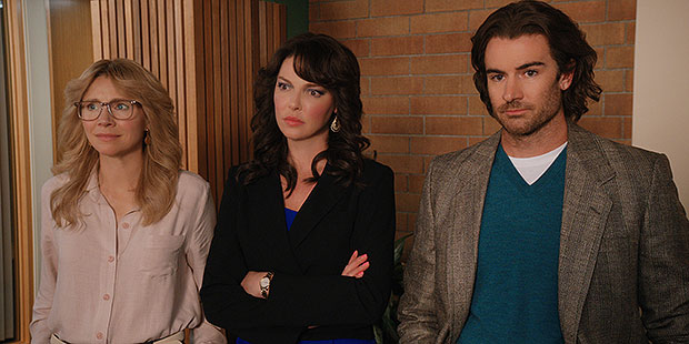 Sarah Chalke, Katherine Heigl, and Ben Lawson