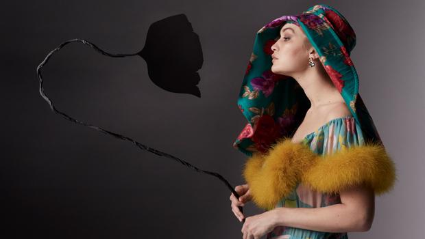 Gigi Hadid's March 2021 Vogue photoshoot