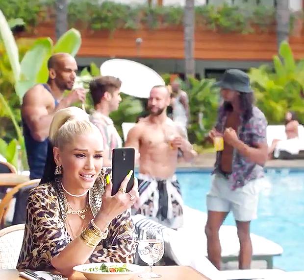 Gwen Stefani T-Mobile Commercial Super Bowl 2021