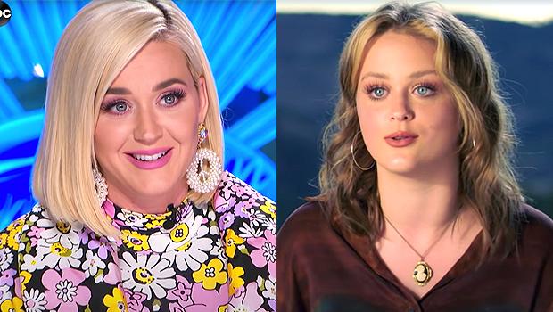 Katy Perry Hannah Everhart