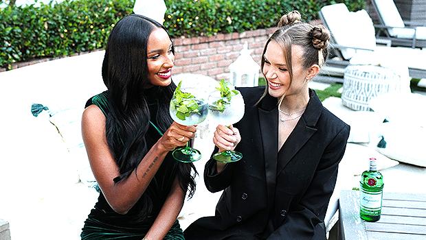 Jasmine Tookes & Josephine Skriver