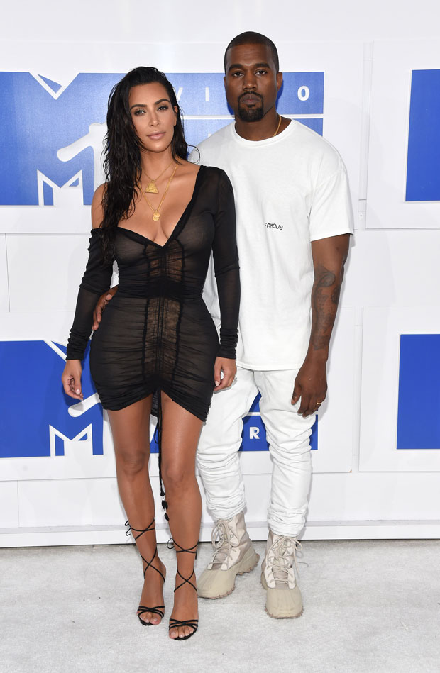 Kanye West Sad Kim Kardashian Split
