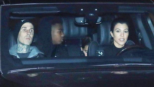 Kourtney Kardashian & Travis Barker Confirm Relationship ...
